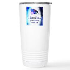 Military Sacrifice Travel Coffee Mug
