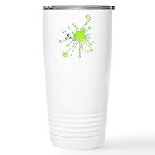 Bad Lawn Day Travel Coffee Mug