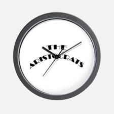 The Aristocrats Wall Clock