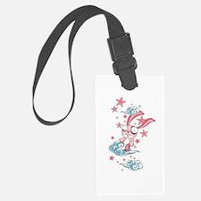 Bunny Joy Luggage Tag