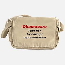 Corrupt Taxation Messenger Bag