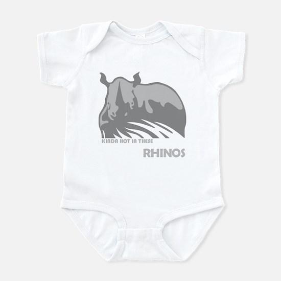 Ace Ventura Rhinos Infant Bodysuit