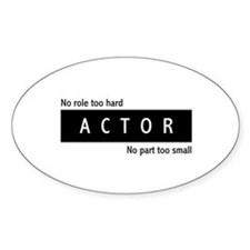 Actor Decal
