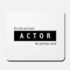 Actor Mousepad