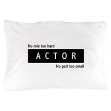 Actor Pillow Case
