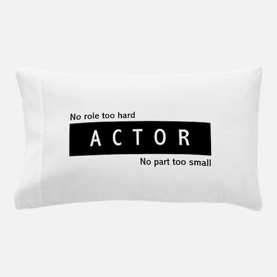 Actor Pillow Case