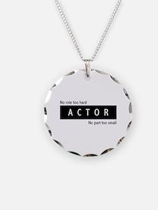 Actor Necklace