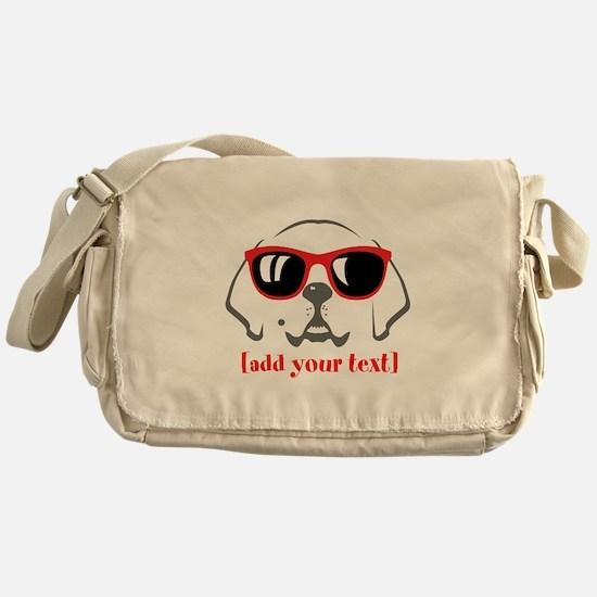 Retriever Messenger Bag