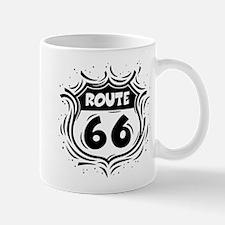 Festive Route 66 Mug