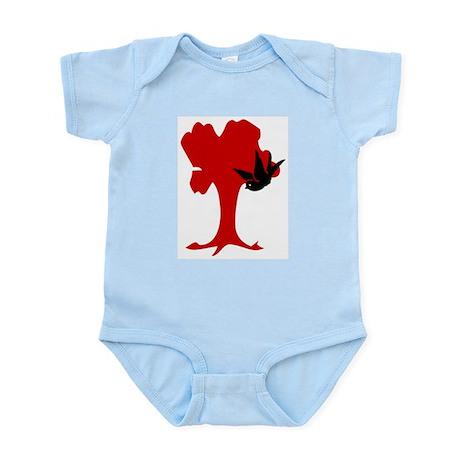 Tree of Love Infant Bodysuit