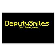 DeputySmiles Tinted Decal