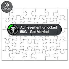 Got Married (Achievement) Puzzle
