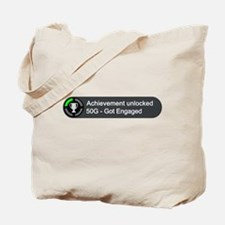 Got Engaged (Achievement) Tote Bag