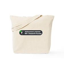 Dressed for Success (Achievement) Tote Bag
