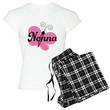 Nonna Grandma Butterfly Pajamas