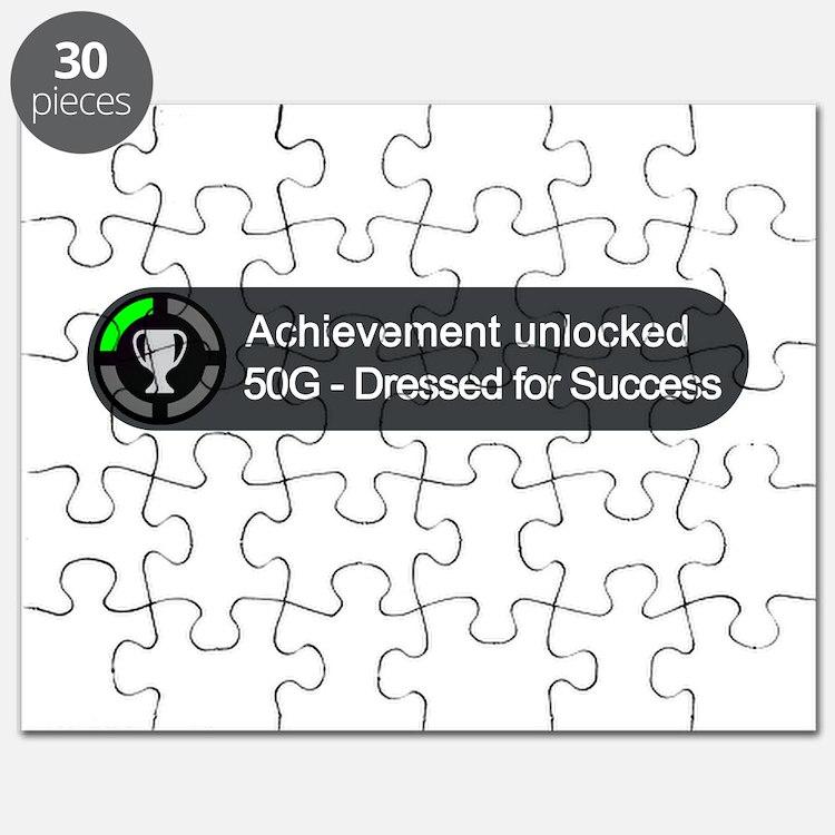 Dressed for Success (Achievement) Puzzle