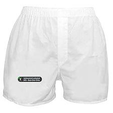 Backdoor Entry (Achievement) Boxer Shorts