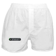 Birthday Boy (Achievement) Boxer Shorts