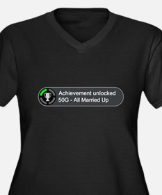 All Married Up (Achievement) Women's Plus Size V-N