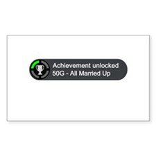 All Married Up (Achievement) Decal