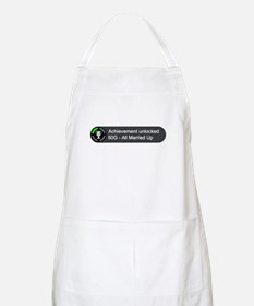 All Married Up (Achievement) Apron