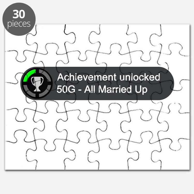 All Married Up (Achievement) Puzzle
