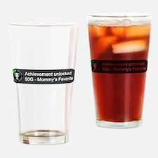 Mommys Favorite (Achievement) Drinking Glass