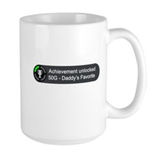 Daddys Favorite (Achievement) Mug