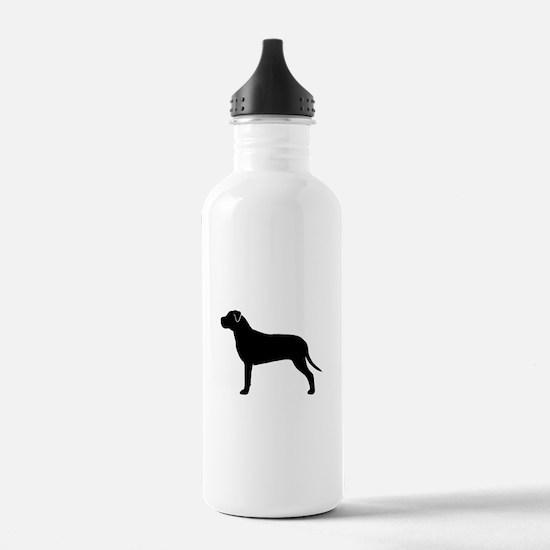 Pit Bull Water Bottle