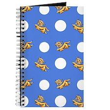 Havanese Blue Polka Journal