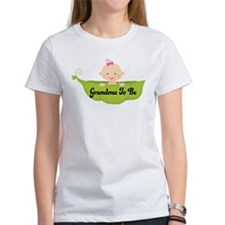 Grandma to Be Pea Pod Tee
