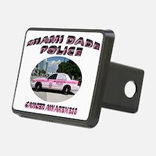 Miami-Dade Police Hitch Cover