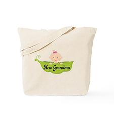 New Grandma Pea Pod Tote Bag
