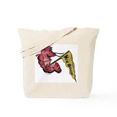 nocrawfish.jpg Tote Bag