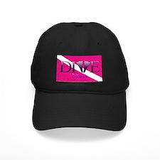 Dive Diva Fins Baseball Hat