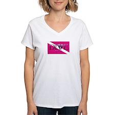 Dive Diva Fins Shirt