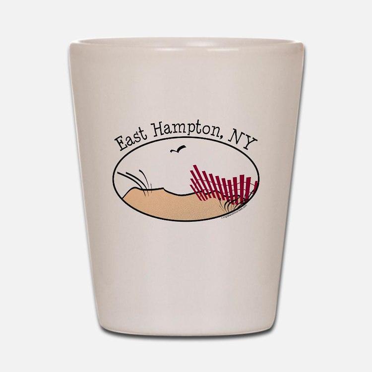 East Hampton Shot Glass