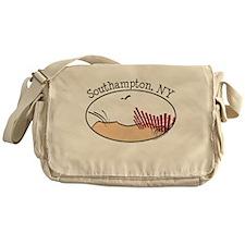 Southampton NY Messenger Bag