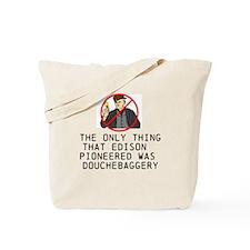 Unique Nikolas Tote Bag