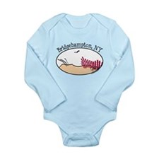 Bridgehampton Long Sleeve Infant Bodysuit