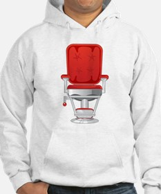Barber's Chair Barber Shop Jumper Hoody