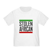 Stolen African T