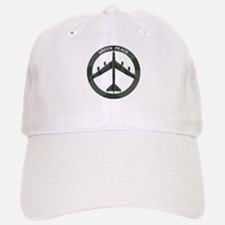 B-52 Peace Sign Baseball Baseball Cap