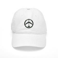 B-52 Peace Sign Baseball Cap