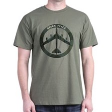 B-52 Peace Sign T-Shirt