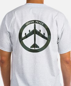 B-52 Peace Sign T-Shirt