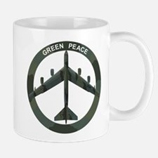 B-52 Peace Sign Mug