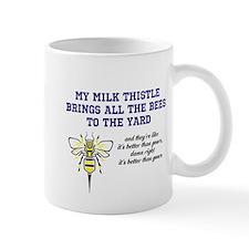 Milk Thistle Mug