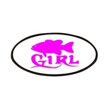 BASS GIRL Patches