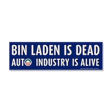 Navy Bin Laden is Dead Car Magnet 10 x 3